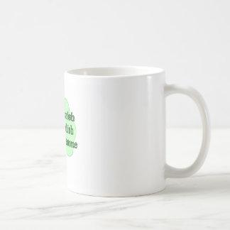 50% Irish 50% Polish 100% Awesome Mug