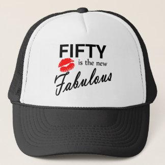 50 Is The New Fabulous Trucker Hat