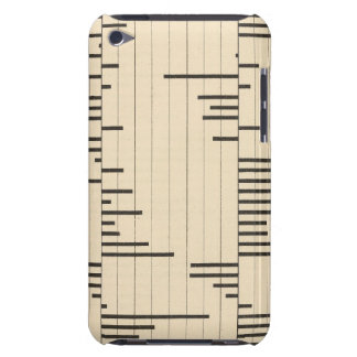 50 Net migration by states 1900 iPod Case-Mate Case