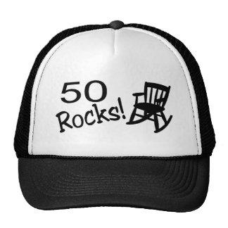 50 Rocks (Rocker) Cap