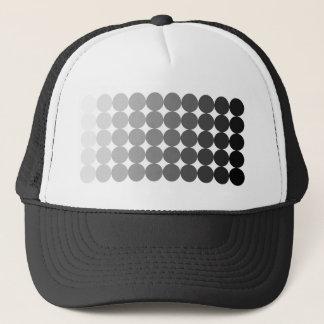 50 Shades of Grey Circles Trucker Hat