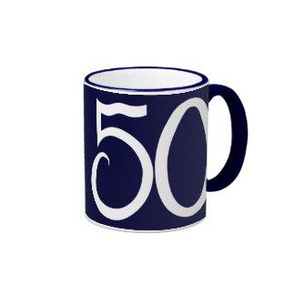 50 White Mug