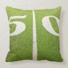 50 Yard Line Cushion