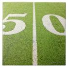 50 Yard Line Tile