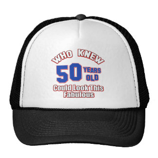 50 year old could look this fabulous cap