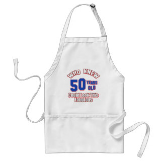 50 year old could look this fabulous standard apron