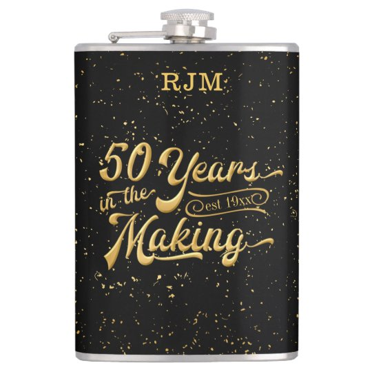 50 Years in the Making, Black & Gold