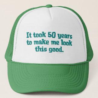 50 Years Old Trucker Hat