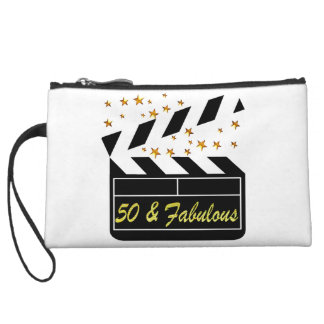 50 YR OLD MOVIE STAR WRISTLET CLUTCHES