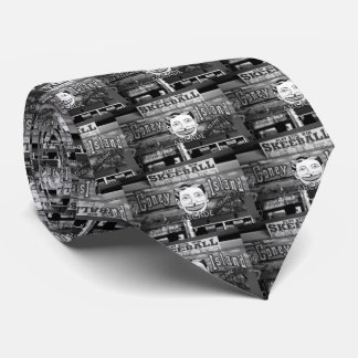 '50c Skeeball' Tie