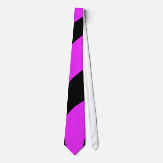 50's Color Combination. Magenta and Black Tie