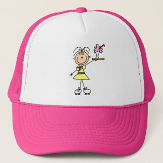 50's Drive-In Waitress T-shirts and Gifts Trucker Hat