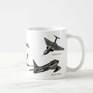 50's Fighters Coffee Mug