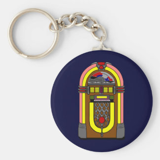 '50s Jukebox Key Ring