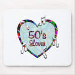 50s Lover Mouse Pad