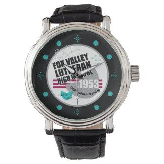 50's Style FVLHS School Spirit Wrist Watches