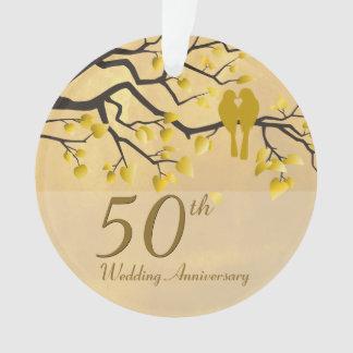 50th Anniversary Celebration Ornament