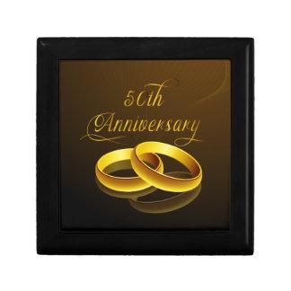 50th Anniversary | Gold Script Gift Box