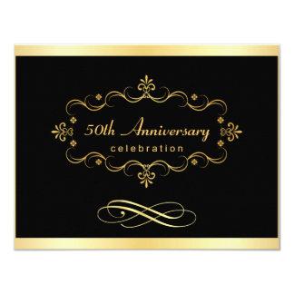 50th Anniversary Invitations - Special Bargain