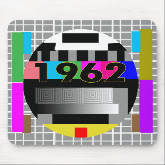 50th Birthday, 1962 Mouse Pad