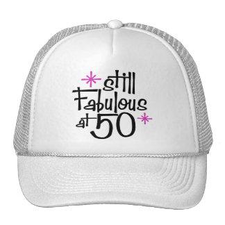 50th Birthday Cap