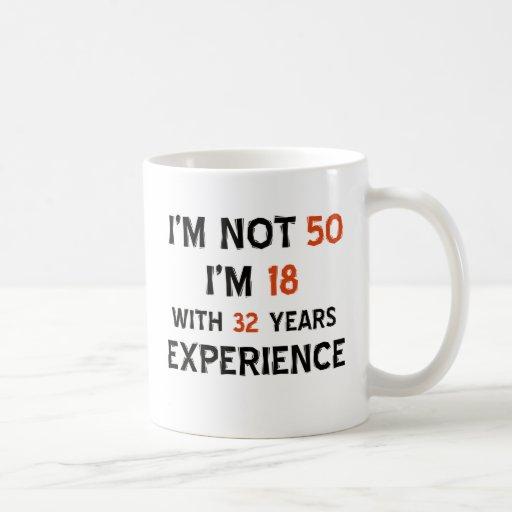 50th Birthday Designs Coffee Mugs Zazzle