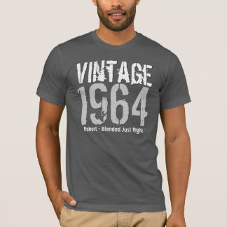 50th Birthday Gift Best 1964 Vintage Blend V005 T-Shirt