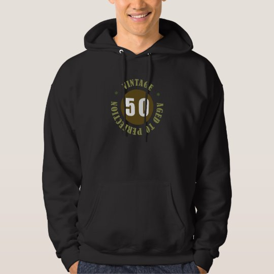 50th Birthday Gift Ideas Hoodie