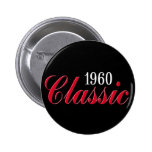 50th birthday gifts, 1960 Classic! Button