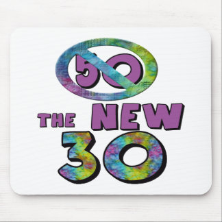 50th Birthday Gifts Mouse Mat