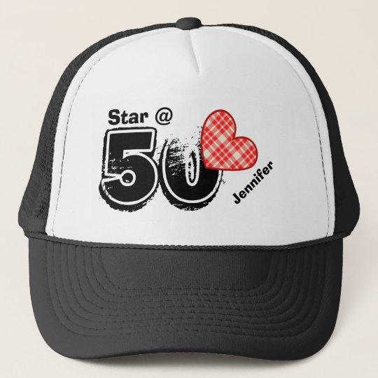 50th Birthday I'm a Star Custom Name V10