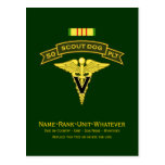 50th IPSD - Vet Svcs Post Cards