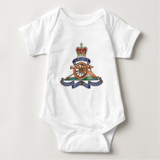50th Missile Regiment Royal Artillery Baby Bodysuit
