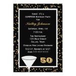 50th Surprise Birthday Party Invitation