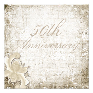 50th Wedding Anniversary - Telemark Announcements