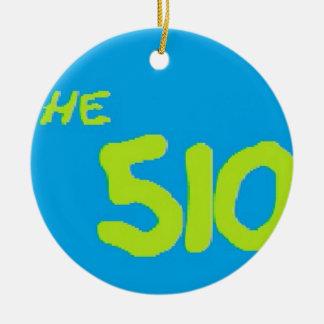 510 ware ornaments