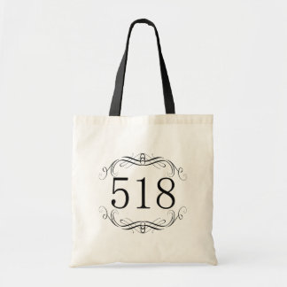 518 Area Code Bags