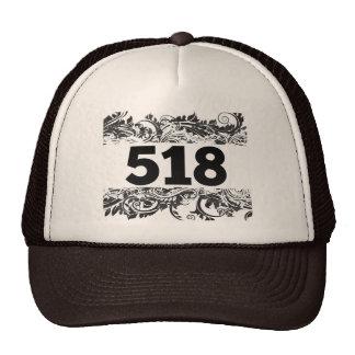 518 MESH HATS