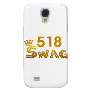 518 New York Swag Samsung Galaxy S4 Covers