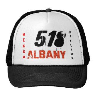 518albany, MEKKA, DILLION Hats
