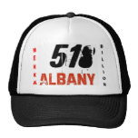 518albany, MEKKA, DILLION Trucker Hat
