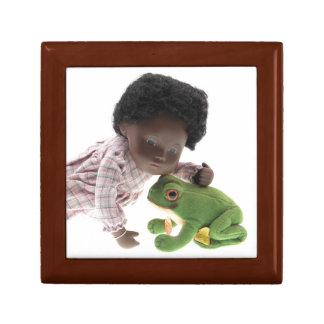 519 Sasha Cara Black baby gift box
