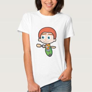 51_paddler2 tee shirts