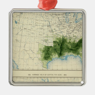 52 Cotton 1890 Christmas Ornament