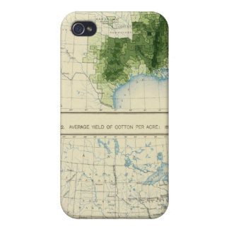 52 Cotton 1890 iPhone 4 Cover