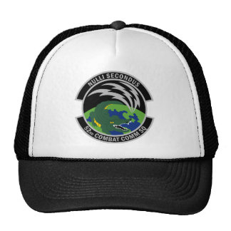 52nd Combat Communications Squadron Hat