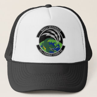 52nd Combat Communications Squadron Trucker Hat