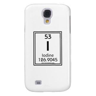 53 Iodine Galaxy S4 Covers