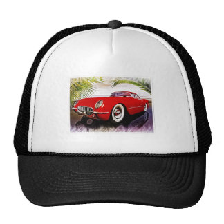 53 Vette Trucker Hats
