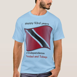 53rd years of Independence of Trinidad and Tobago T-Shirt
